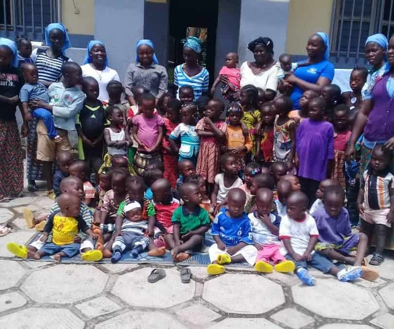 Aggiornamenti dalla Guinea